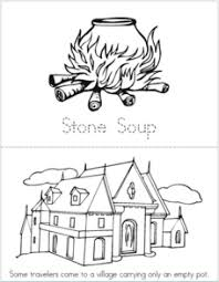 The classic children's fable stone soup is all about sharing! Stone Soup Lesson Plans Worksheets Lesson Planet