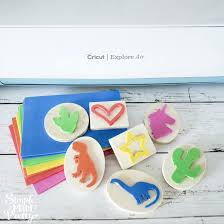 How To Macke How To Make Stamps Using Cricut Simple Made Pretty 2019