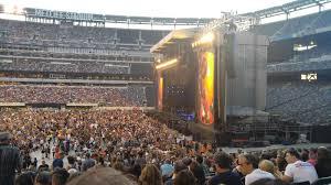 Wrestlemania Seating Chart Metlife Great Seats Metlife Stadium Section 111c Review