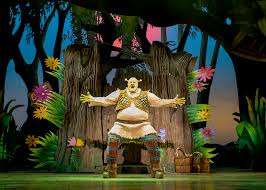 ON THE ROAD WITH SHREK THE MUSICAL