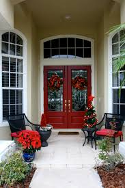 exterior door designs. A Red Door Is The Ideal Backdrop For Wreath And Various Other Holiday Decorations. Whether It\u0027s Autumn Or Wintertime, Your As Well Exterior Designs