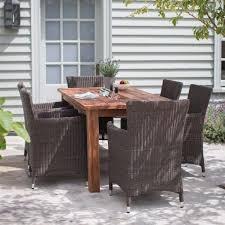 modish furniture. st mawes garden table in reclaimed teak modish furniture r