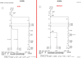 evo stereo wiring diagram evo wiring diagrams