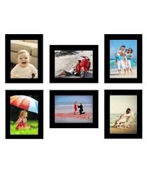 swadesistuff mdf wall hanging black collage photo frame swadesistuff mdf wall hanging black collage photo frame at best in india on snapdeal