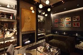 Living Room Bar Nyc Gordon Bar Inside The Sixty Soho Hotel Is New Yorks Swankiest