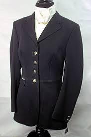 Pikeur Diana Size Chart Pikeur Diana Dressage Coat Black Size 10r Ref 3267 20