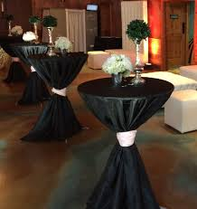 cocktail tables. Cocktail Table With Satin Sash Tables