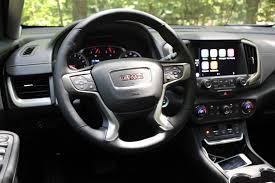 2018 gmc terrain denali interior. Simple Interior 2018 GMC Terrain Denali First Drive  Interior 002 Cockpit For Gmc Terrain Denali N