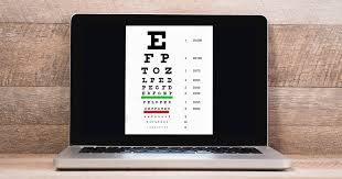 Why An Online Eye Test Cant Replace Your Eye Doctor