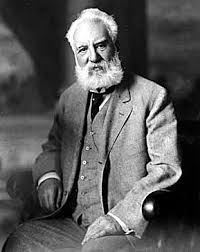 eminent american scientist inventor engineer and innovator  alexander graham bell