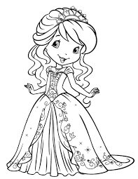 Small Picture New Princess Colouring Pages 52 4790