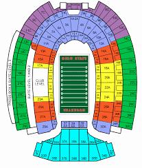 Interpretive Dallas Cowboys Seat Chart Osu Stadium Seating