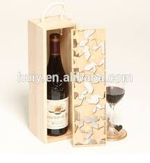 wine packaging template personalized wine box custom keepsake time capsule wedding gift