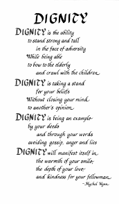 dignity and respect quotes like success quotes on dignity and respect