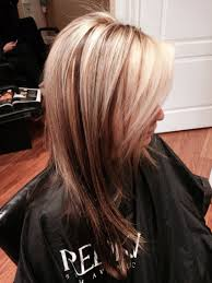 Blonde Highlights And Lowlights With Dark