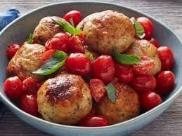 turkey recipes easy. Wonderful Recipes PHOTO Recipe For Big Turkey Meatballs With Roasted Cherry Tomatoes From  The Whole30 Fast U0026 In Recipes Easy
