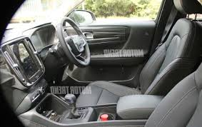 2018 volvo xc40 interior. contemporary 2018 slide 10 of 20 volvoxc40spiedfrontinteriorjpg with 2018 volvo xc40 interior