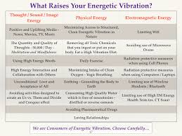 Food Vibrational Frequency Chart Holistic Health Wellness Through Maximizing Your Energetic