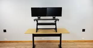 standing desk converter dual monitor. Brilliant Dual For Standing Desk Converter Dual Monitor O