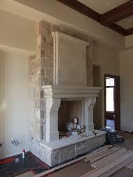 cast stone fireplaces stone cast fireplace mantels mantel surrounds