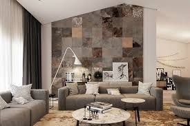 beautiful living room. Living Room Stone Wall Textures Beautiful Home Decor Ideas For