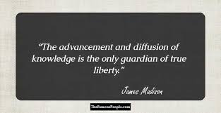 40 Notable Quotes By James Madison Father Of The American Constitution Fascinating Constitution Quotes