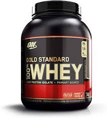 OPTIMUM NUTRITION <b>GOLD STANDARD 100</b>% Whey Protein ...