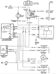 Wiring diagram for fuel pump relay