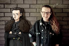 Click below for more artist info. Leftlion Game Of Thrones Bella Ramsey On Lady Lyanna Mormont And Becoming An Ambassador For The Prince William Award