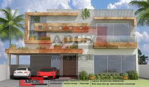 Small Picture 1 Kanal House Design in DHA Lahore Pakistan ADCS