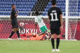 المنتخب السعودي يخسر من ألمانيا ويودع الأولمبياد