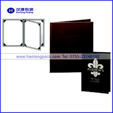Leather Menu Covers Fancy Menu Designs Buy Restaurant Menu Folder Restaurant Menu Folder Faux Leather Presentation Folder Product On Alibaba Com