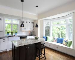 Kitchen: Kitchen Bench Seating Fresh Dining Room Kitchen Islands Designs  With Seating And Kitchen -