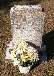 """Gravesite Picture - Mary """"Polly"""" Duncan"""