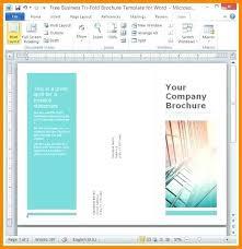 Tri Fold Business Card Template Word Tri Fold Brochure Template Word Z Fold Brochure Template Word