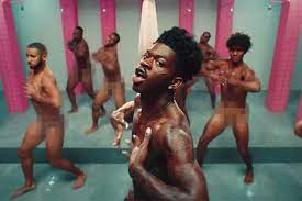 Lil Nas X goes to prison in pink for ...