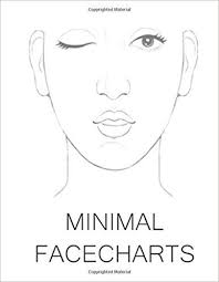 is this your favorite face find this pin and more on blank makeup face charts