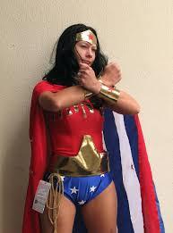 Elegant Wonder Woman