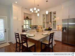 Perfect ... Kitchen Eat In Kitchen Design And Designing Kitchen For Comfortable  Graceful In Your Home Together With