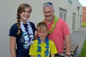 PHOTO GALLERY: Chompy's Luau - The Kreiling family - Courtney, Rob ...
