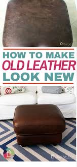 Best  Leather Restoration Ideas On Pinterest - Leaky faucet bathroolearn leather dining room chairs on sale