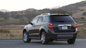 2015 Chevrolet Equinox LTZ review notes   Autoweek
