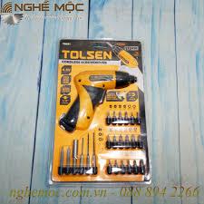 Bộ máy bắn vít mini Tolsen 79011 – mochaiphat