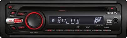 amazon com sony cdx gt130 car stereo receiver discontinued by click to enlarge