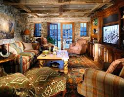 Western Living Rooms Best Inspiration