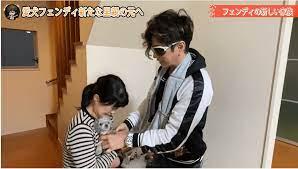 Gackt 愛犬