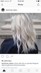 This Is A Much Cooler Blonde