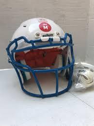 Football Helmet Size Chart Schutt Buurtsite Net