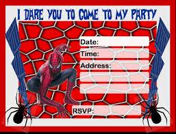 free printable spiderman birthday invitations spiderman birthday invitations on free printable spiderman birthday invitations bagvani fancy free editable