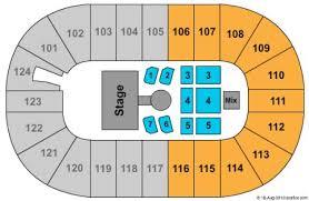 Santander Arena Tickets And Santander Arena Seating Chart